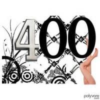 My 400th Blog Post Celebration